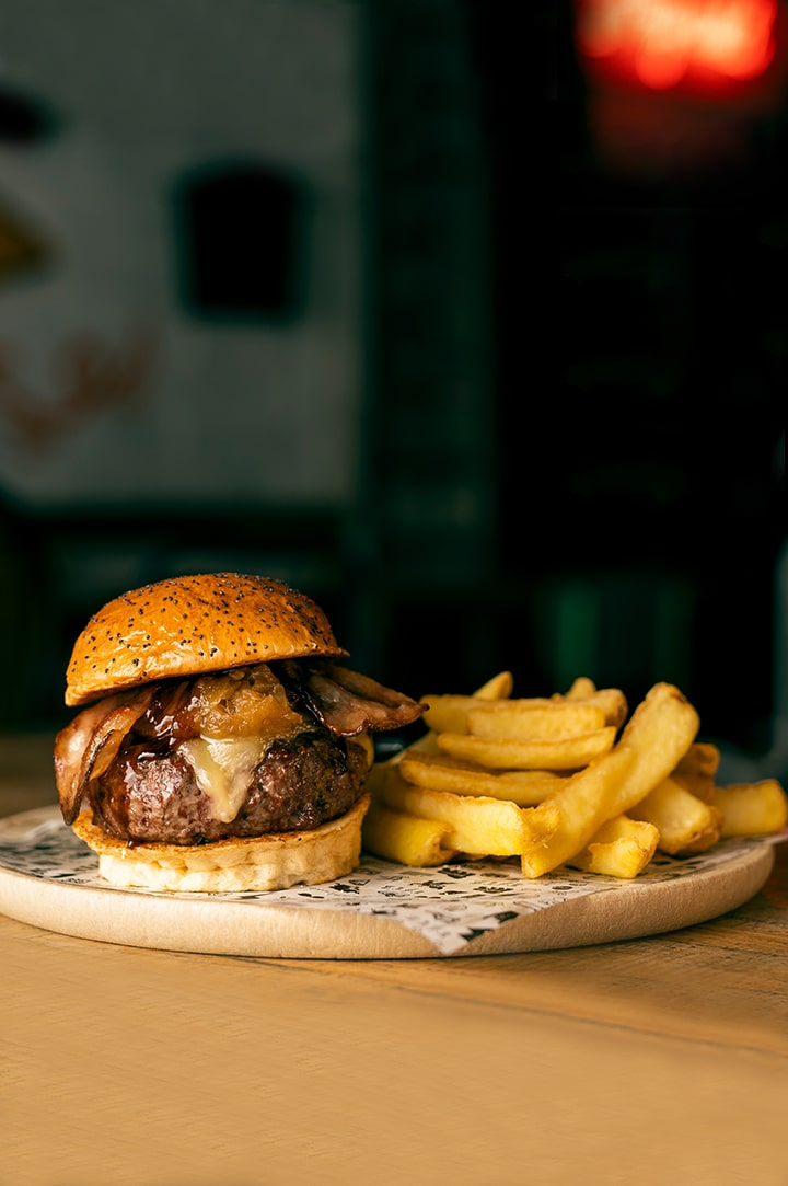 Minetta Dry Aged Burger