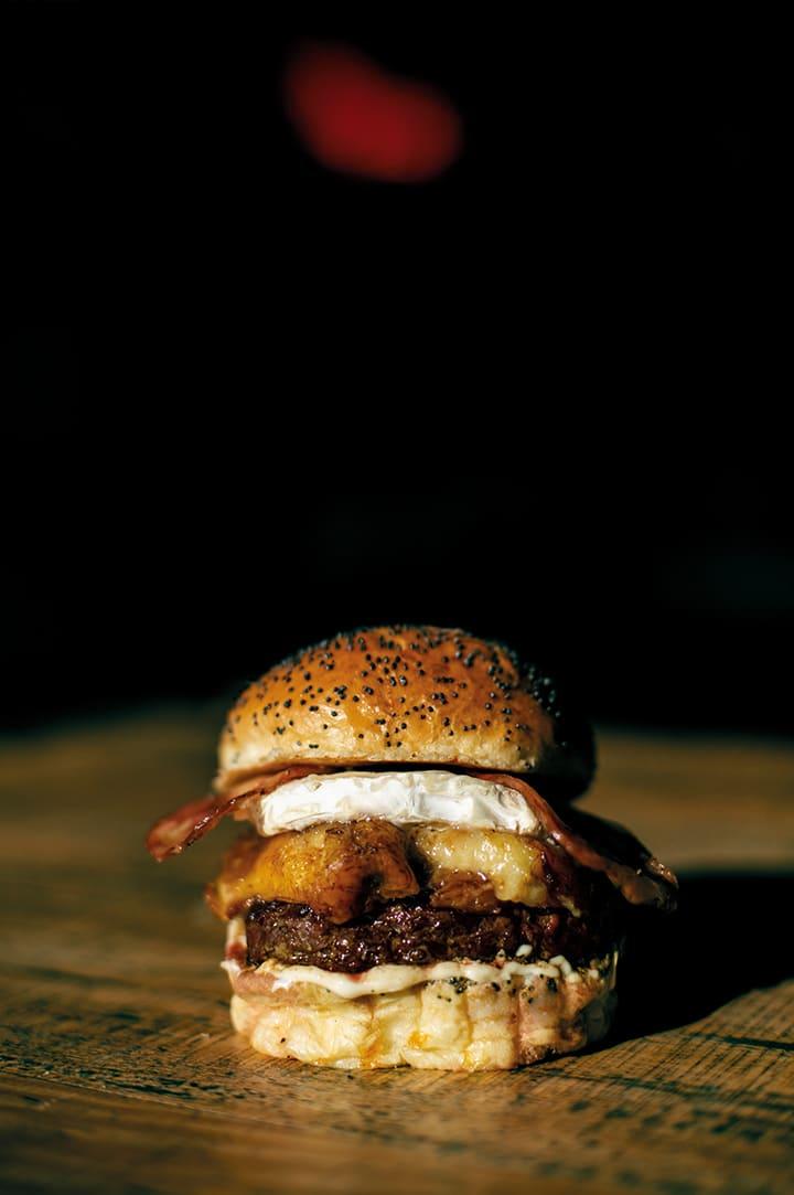 Cubano Burger
