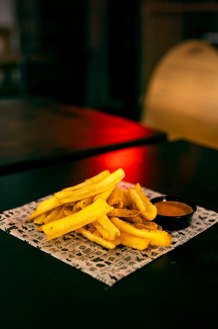 Sides - Patatas fritas