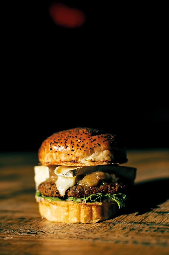 Veggie Burger - Amelie Burger