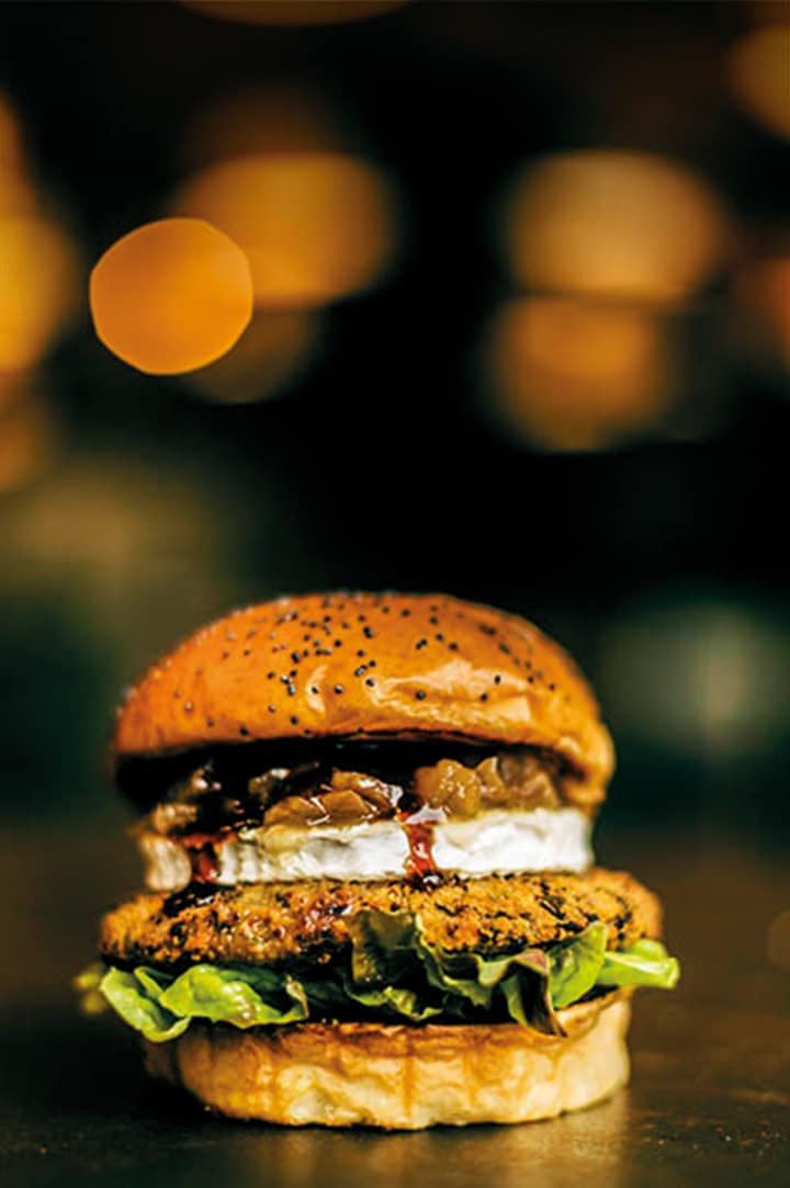 Veggie Burger - Woody Burger