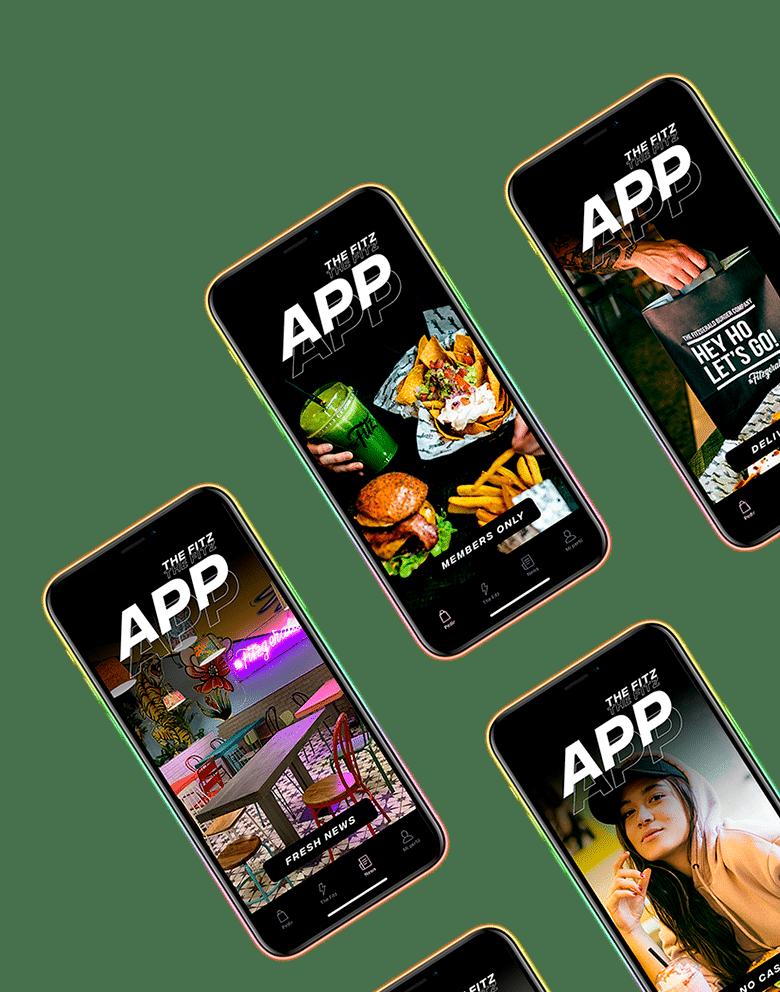 The Fitz App