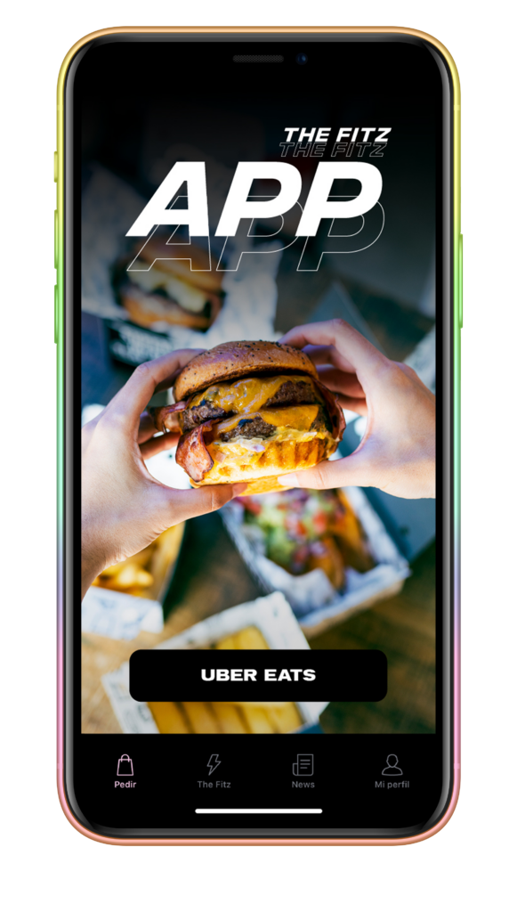 DELIVERY UBER EATS