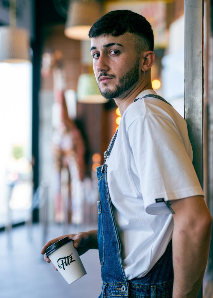 Entrevista Iván López Staff The Fitzgerald Burger Company